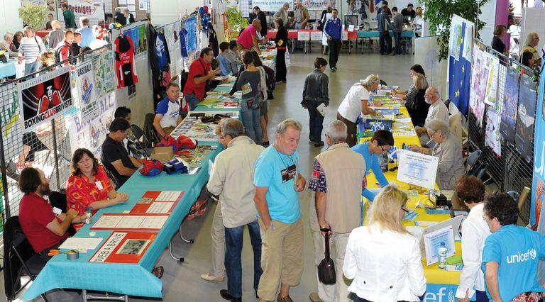 Dynamisme. La ville de Brive rassemble quelque 800 associations présentes dans de nombreux domaines.
