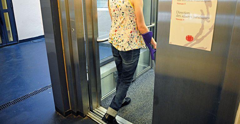 Pourcentage. 70 % des bâtiments communaux de Brive sont accessibles aux personnes à mobilité réduite.